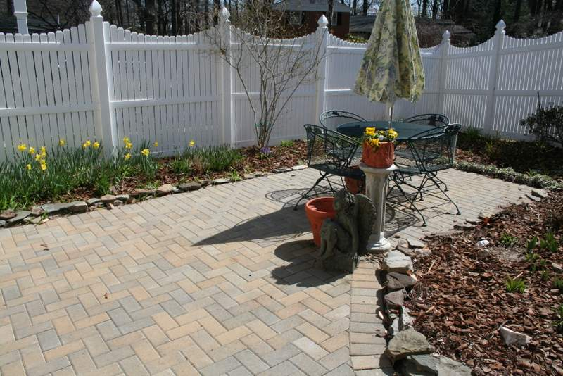 Paver Patio Falls Church VA